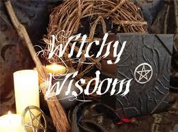 witchy wisdom