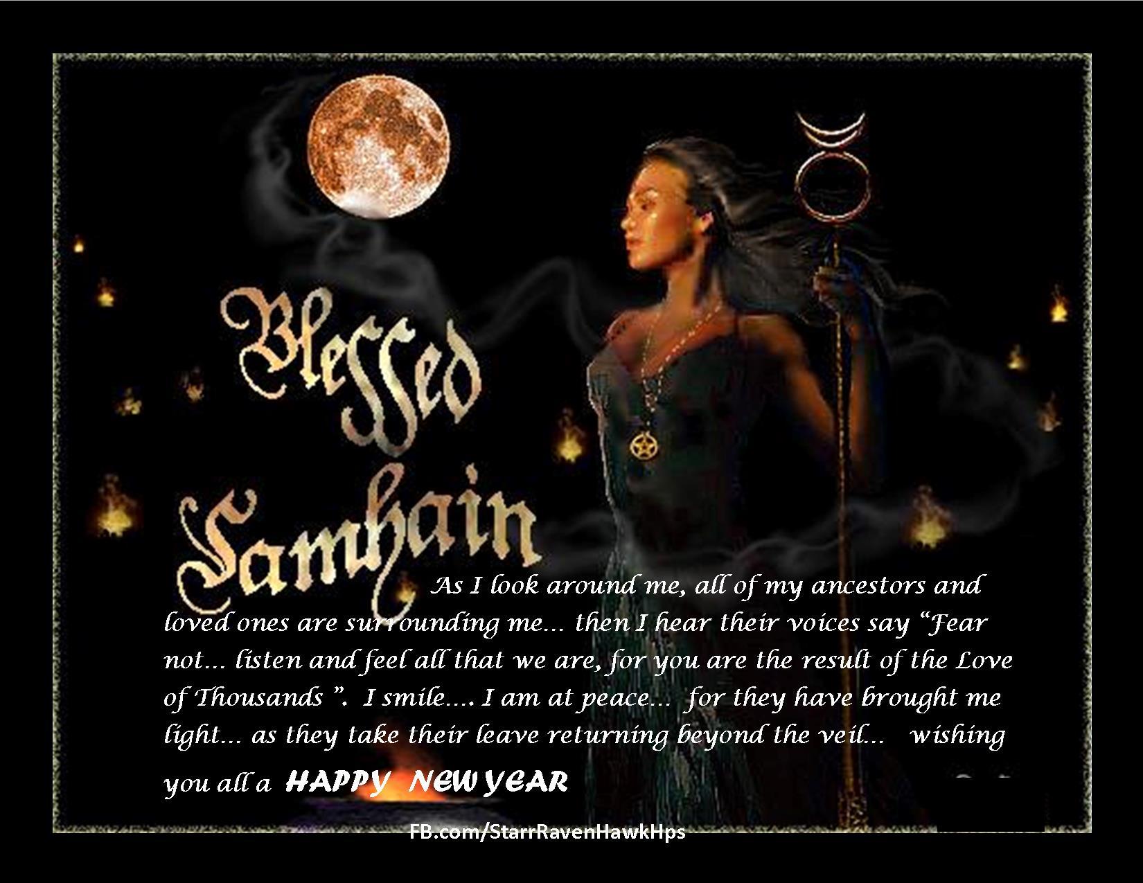 Witches Sabbat Samhain Wft Academy Of Pagan Studies