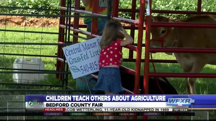 Ag Life- Kids teach about Ag at the Bedford County Fair_64575667-159532