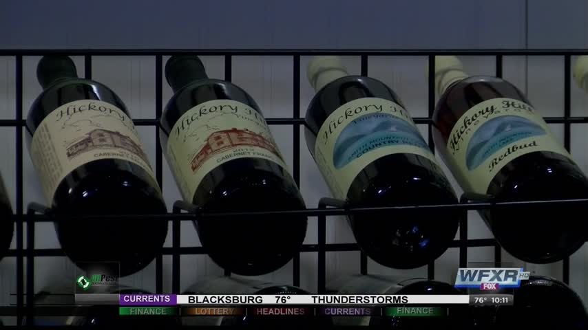 Governor announces record-high Va- wine sales_85648174-159532