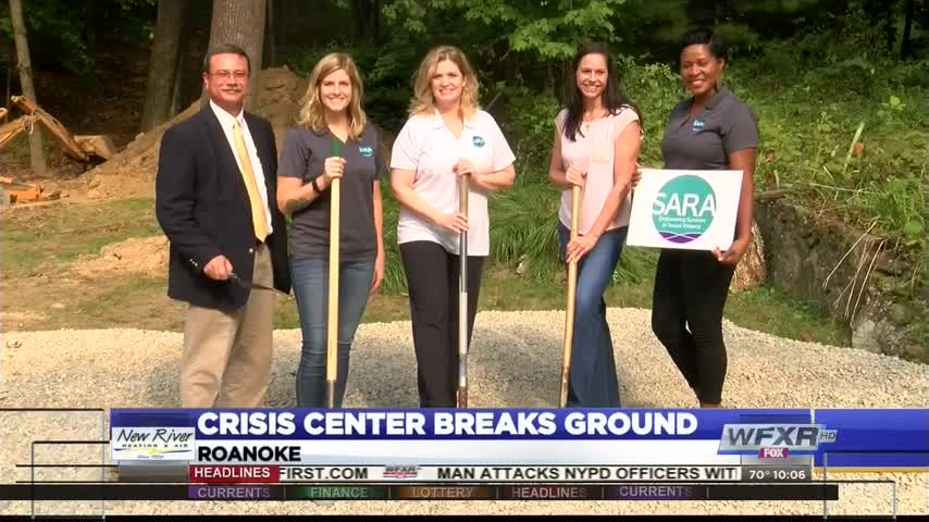 SARA Roanoke breaks ground on expansion_44605611-159532