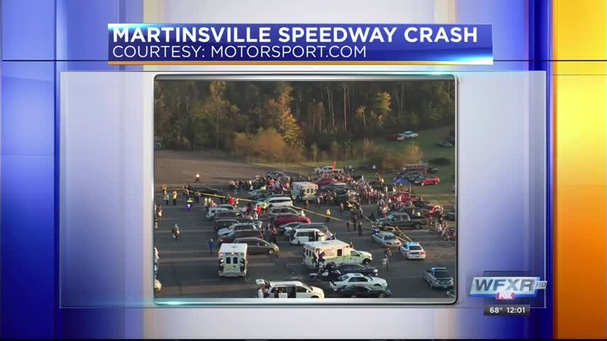 22 People recovering after car crash in Martinsville_70805794-159532