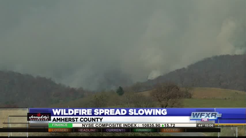 Amherst wildfire spread slowing_60723923-159532