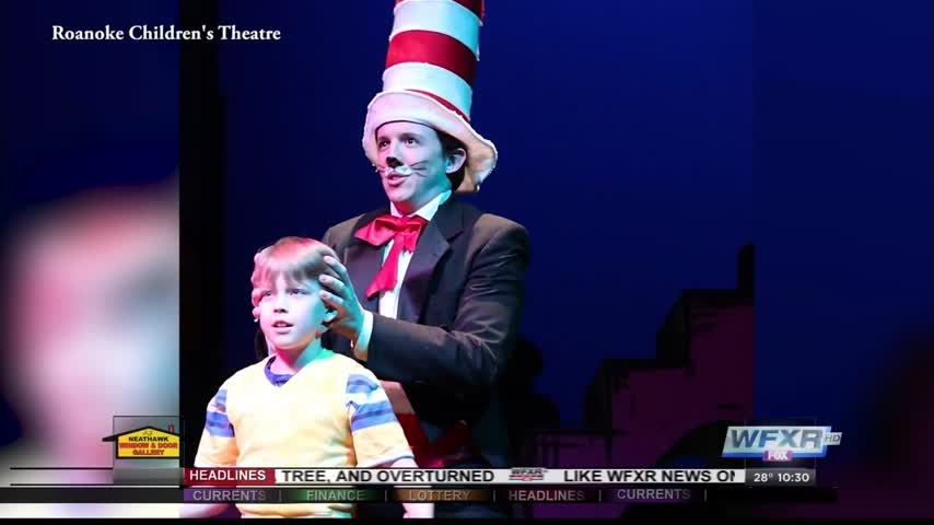 'Seussical: The Musical' put on by Roanoke Children's Theatr