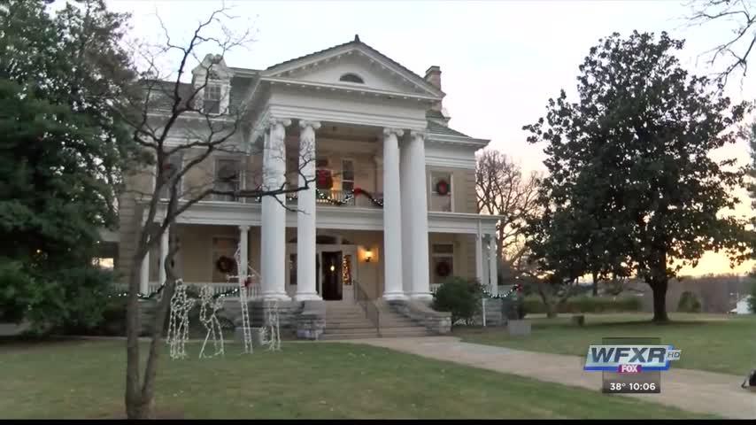 fishburn mansion