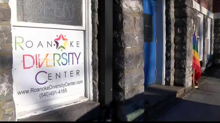 Diversity Center Grand Re-Opening