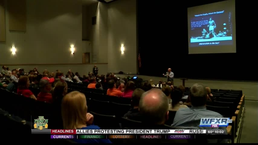 Roanoke Co Schools hosts series of meetings on drugs_61687140