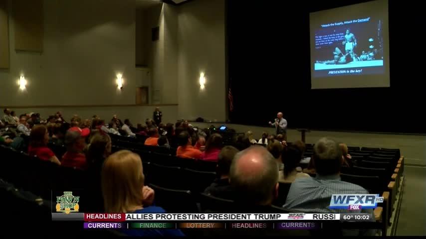 Roanoke Co Schools hosts series of meetings on drugs_61687140