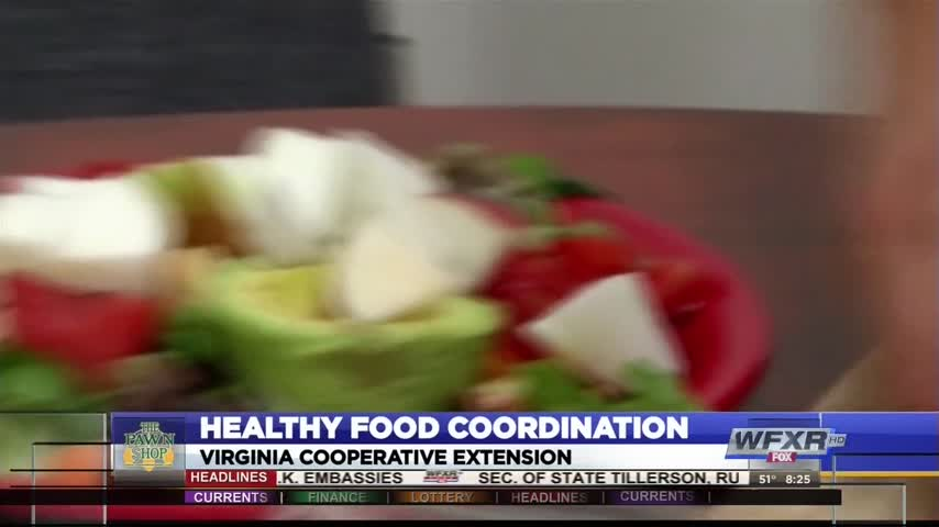 VCE: Healthy Food Coordination