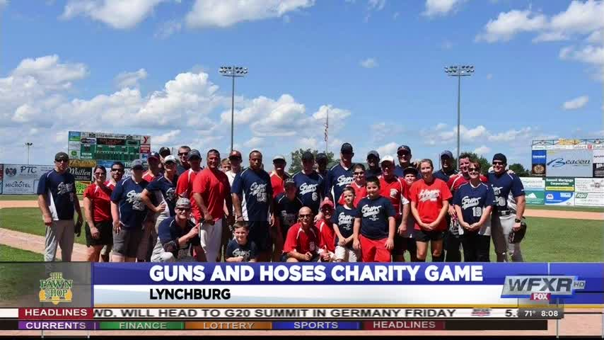 10th Annual Lynchburg Guns and Hoses Charity Softball Game_25114277