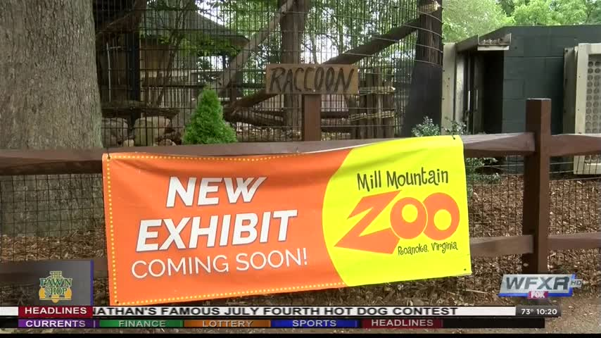 Mill Mountain Zoo marks 65th anniversary_70053625