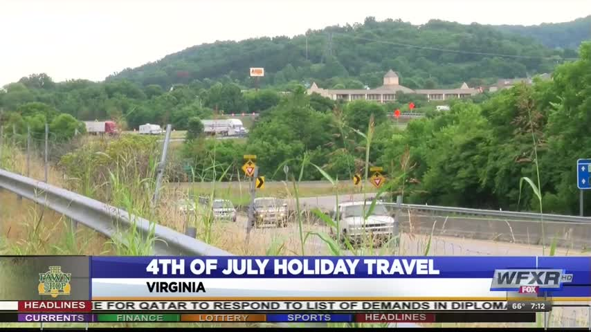 What you need to know for 4th of July holiday travel_66823270