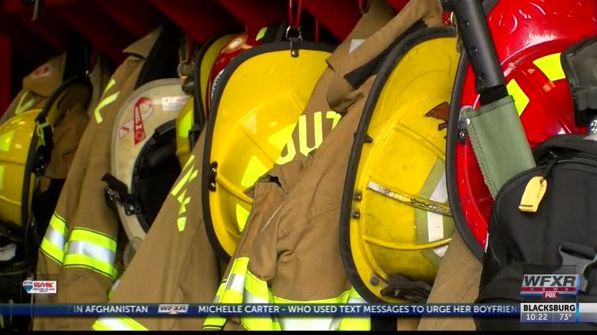 troutville volunteer firefighters