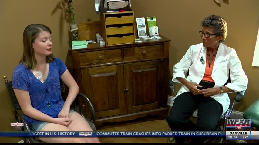 Lyme disease cases on the rise in the Roanoke Valley_47184106