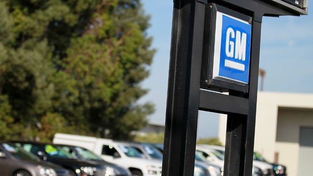 General Motors is recalling nearly 3.5 million pickups and SUV's to fix a brake problem. (Photo: Justin Sullivan/Getty Images)