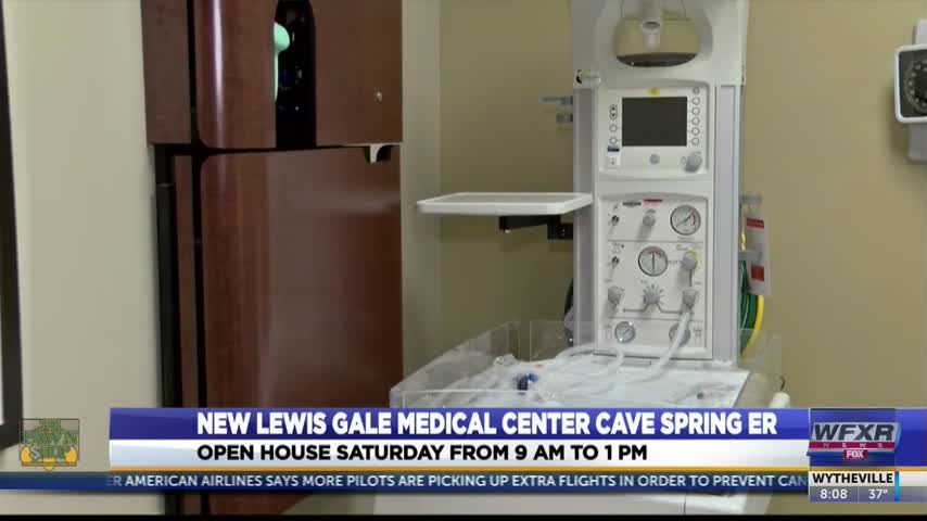 Open house Saturday at new LewisGale Emergency Room_23088586