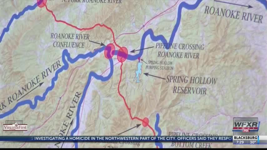 Virginia delegates discuss Mountain Valley Pipeline_46330690