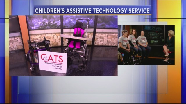 Roanoke Valley Gives: Children's Assistive Technology Service (CATS)