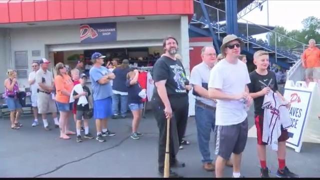 Danville Braves Fanfest 2018