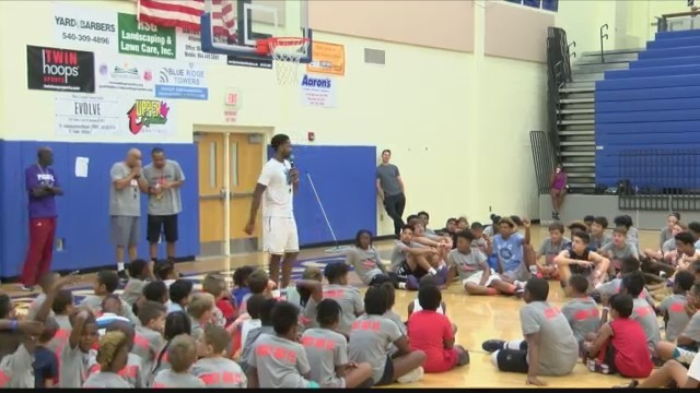 TROY DANIELS BASKETBALL CAMP-2ND ANNUAL CAMP