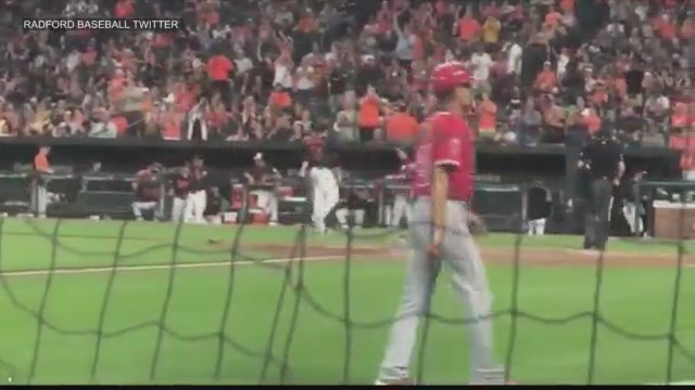 Radford baseball Ryan