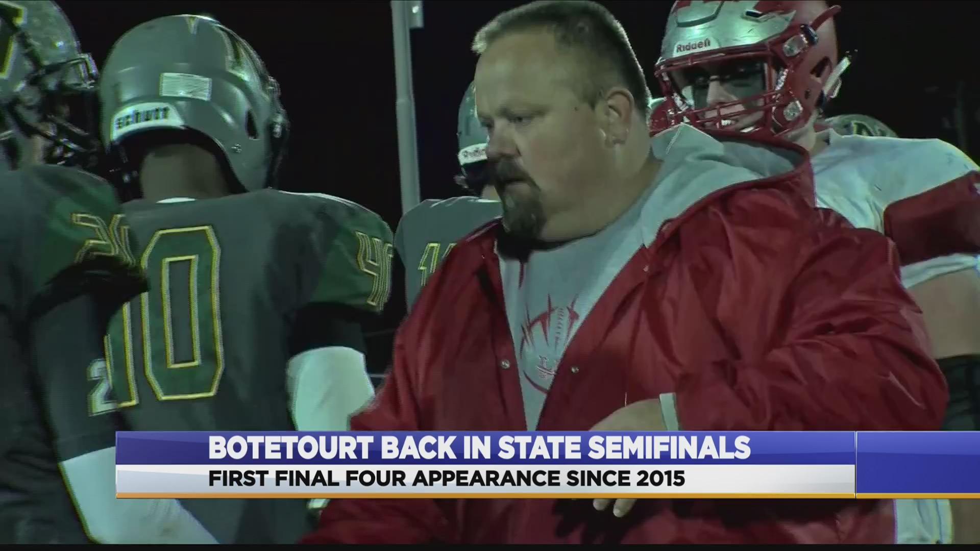 GOTW State Semifinals: Botetourt Back In State Semifinals