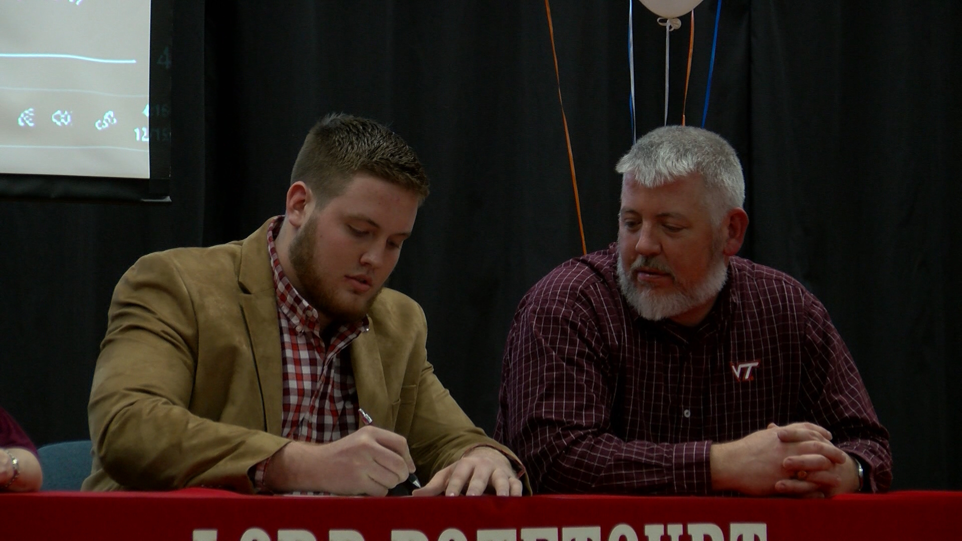 Lord Botetourt's Jesse Hanson Signs With VT
