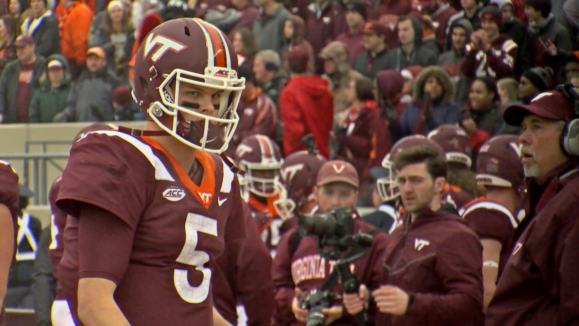 Virginia Tech Hokies Ryan Willis