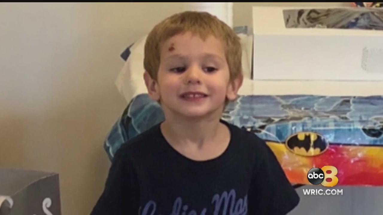 3-year-old North Carolina boy, missing since Tuesday, found