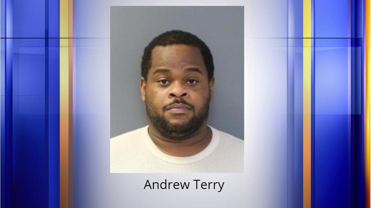 Andrew Terry, accused of hiding the body of a baby, will be back in court today in Montgomery County.
