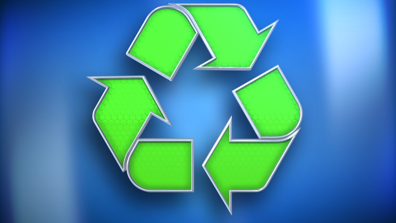 Danville encourages residents to recycle their unwanted electronic devices and packaging materials left over from Christmas gifts.