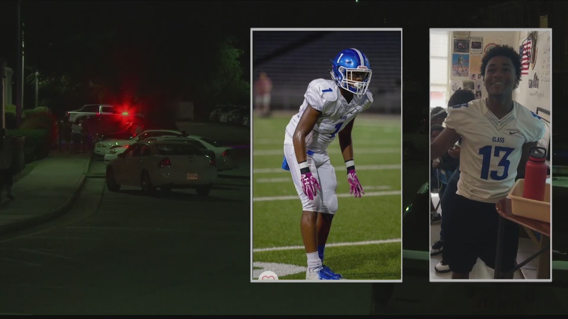 Friends remeber Lynchburg football player killed in shooting