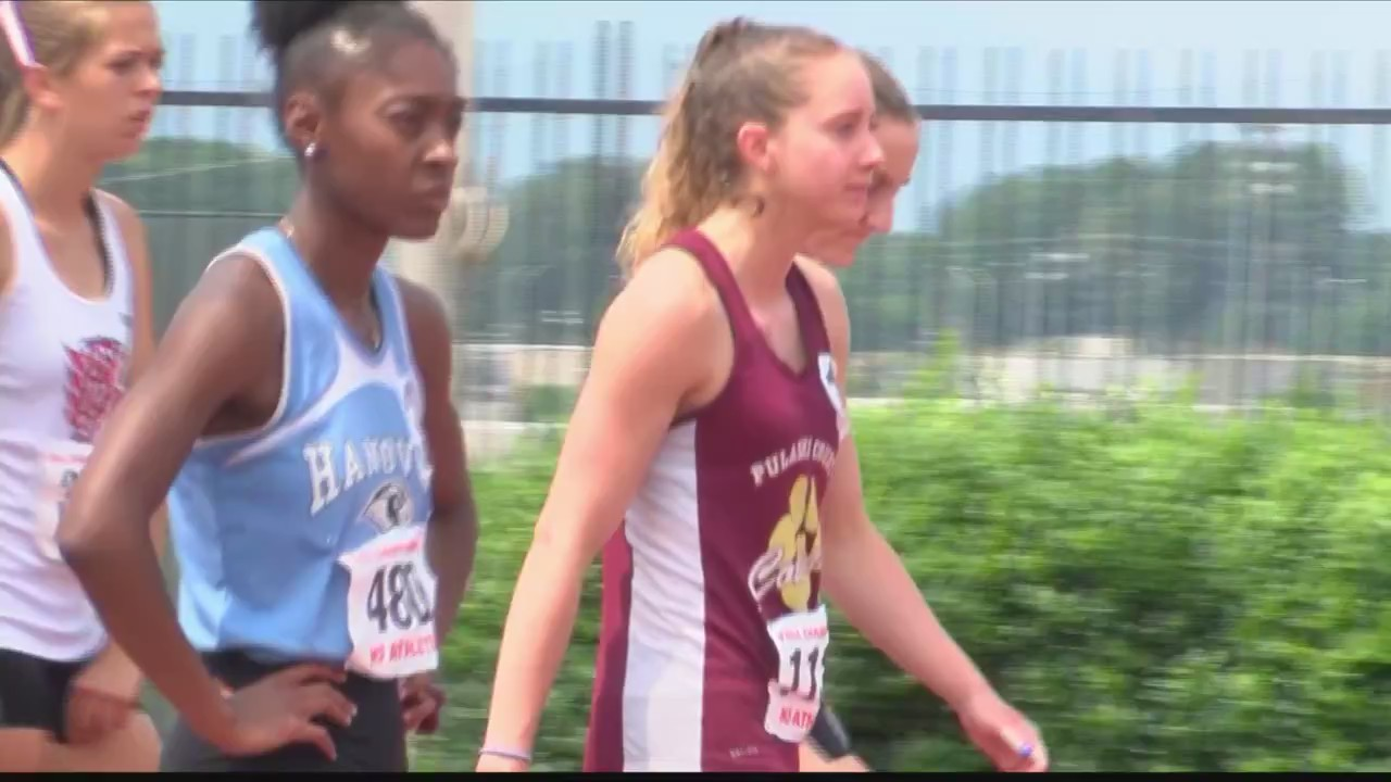 Grace Boone Ends Pulaski County Career With Triple Gold