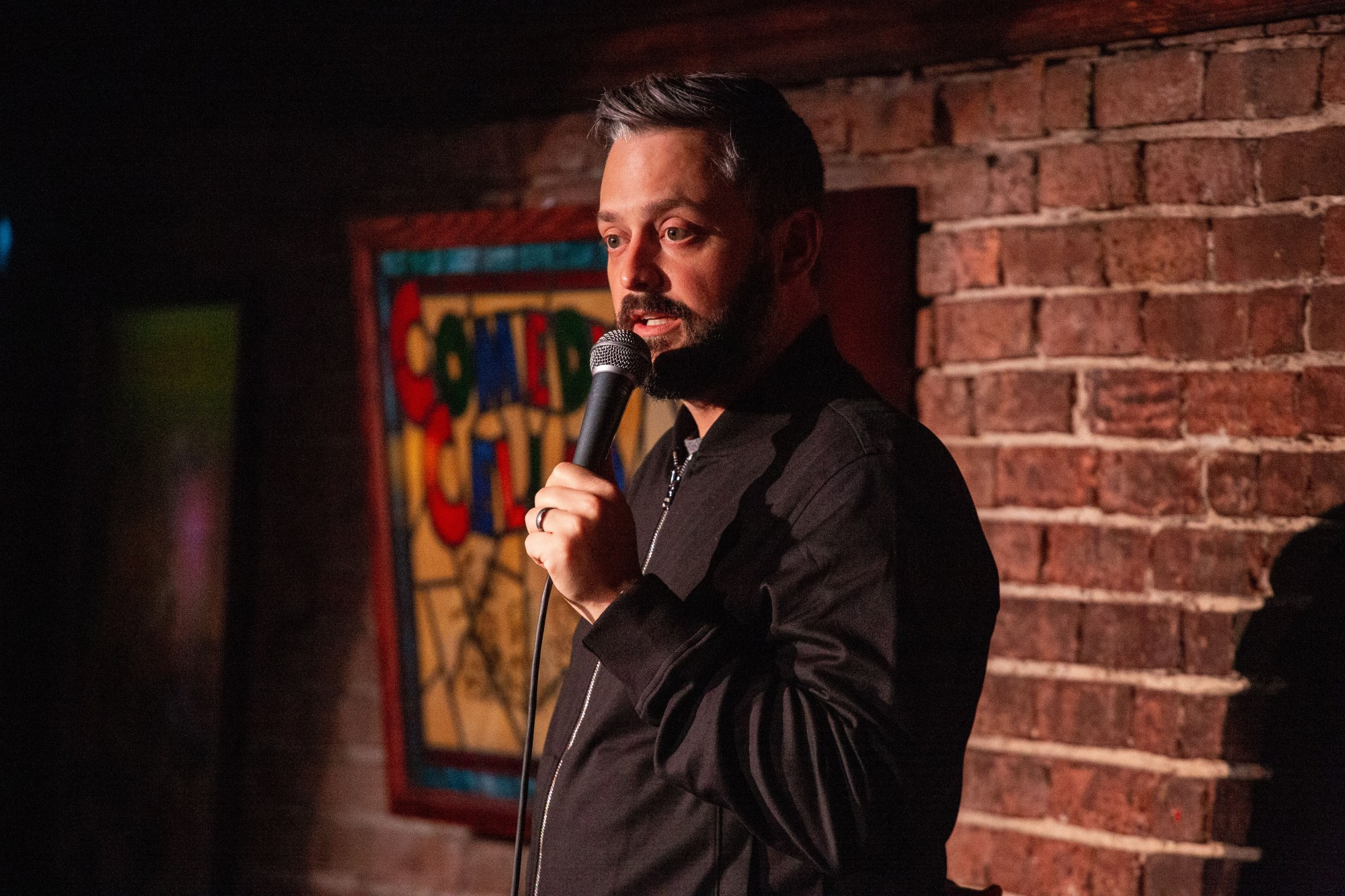 Comedian, actor, and writer Nate Bargatze is extending his stand-up tour to Roanoke next year.