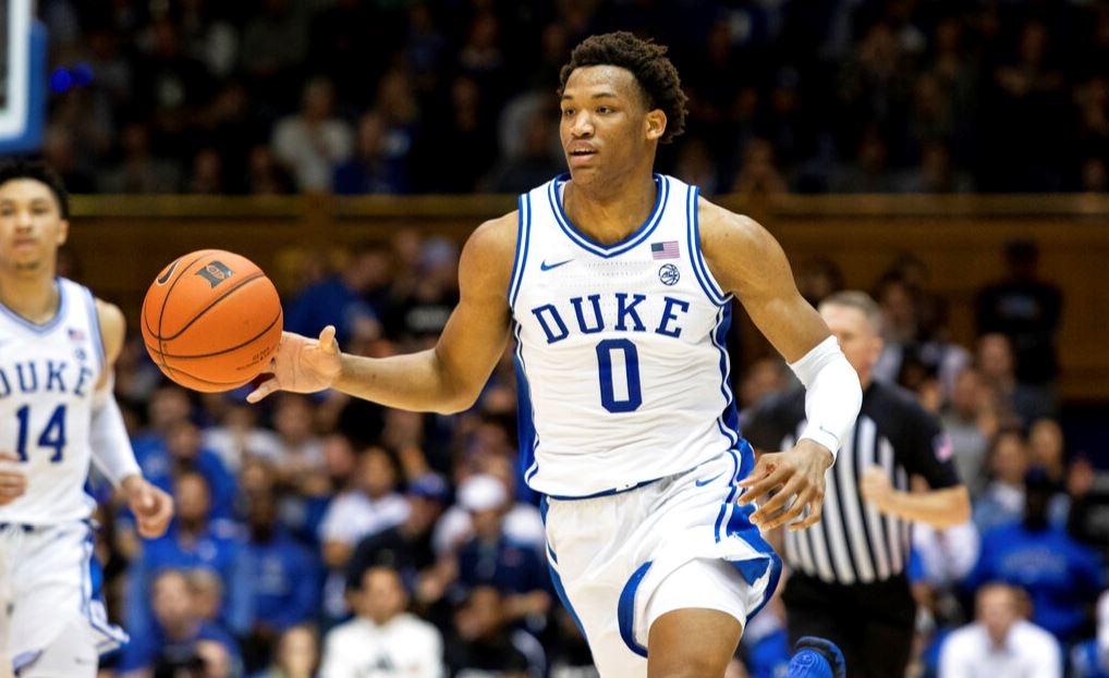 Duke Rises To No 2 In Latest Ap Top 25 Basketball Rankings
