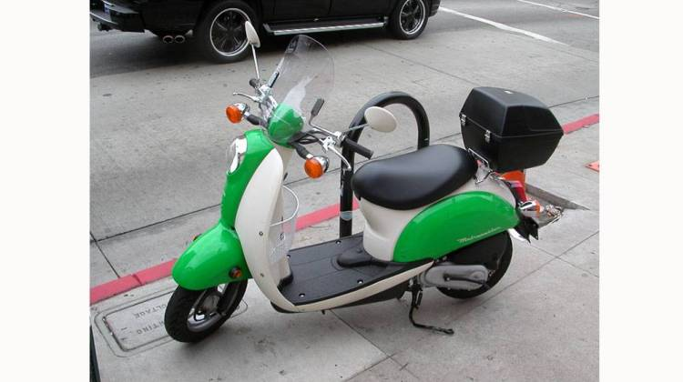 Scooter Law