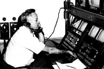 """WGBH - Pat Kane """"evaluating tape"""""""