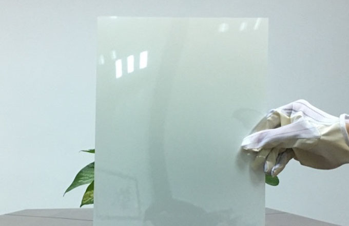 Non-Adhesive Smart PDLC Film
