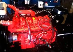 Gerador de 450 KVA Motor Scania