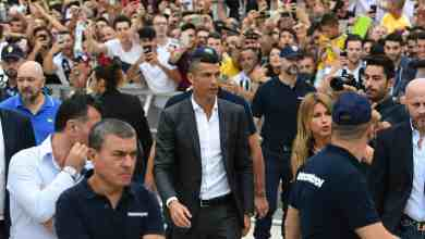 """Ronaldo in the first meeting with journalists: """"I am different from others"""""""
