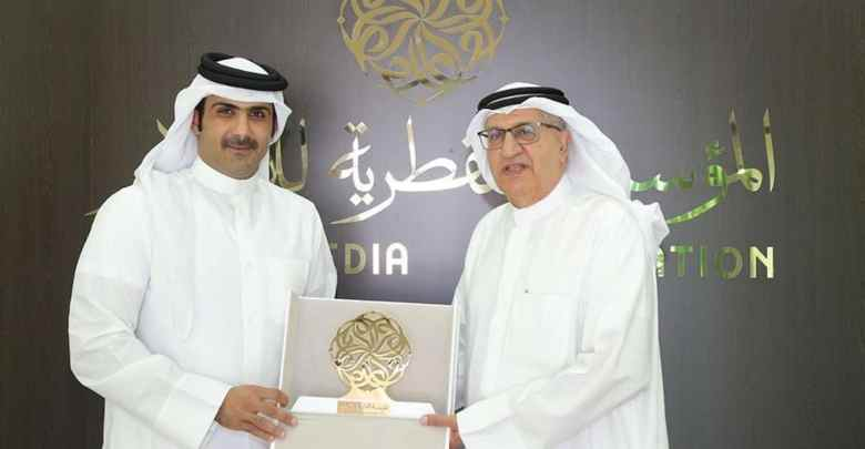 CEO of QMC and GCC official discuss ties