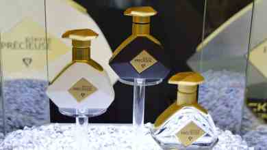 Merch Perfumes recently launched three new perfumes  from Pierre Precieuse Parfum,