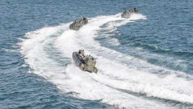 Armed Forces conclude Qatar Falcon Exercise