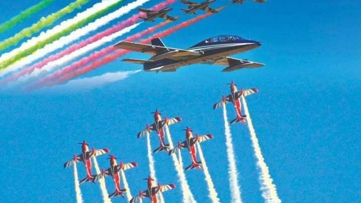 Airforce Acrobatic Team to dazzle Doha residents with spectacular air show