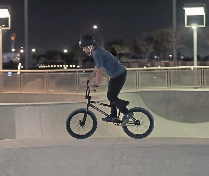 QF launches new skate park in Education City