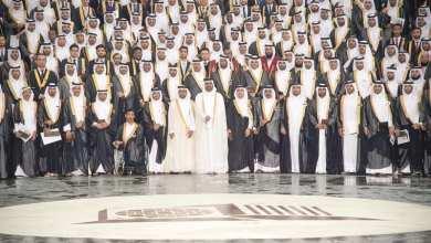 QU graduates 41st batch of male students