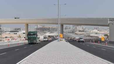 Ashghal partially opens three new bridges on Al Khor Expressway
