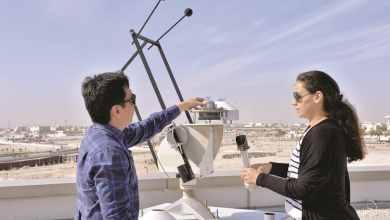 QEERI developing 13 solar radiation monitoring stations