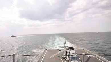 Amiri Navy, Italian Navy carry out joint exercise