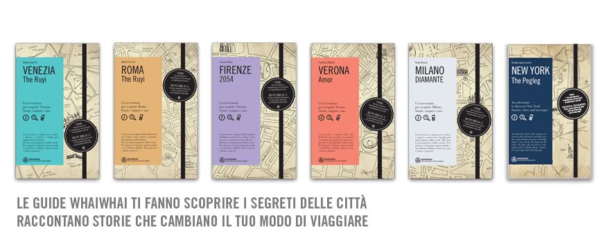 Caccia al tesoro con Whaiwhai: da Roma a Firenze, da Verona a Venezia, da Milano a New York